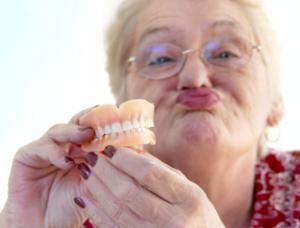 Behold dine tænder som ældre